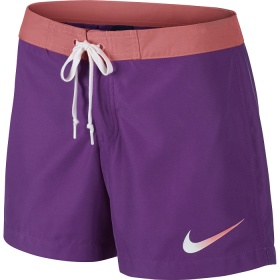 Nike Next Up short Purple