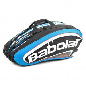Babolat RHX 12 TEAM Blue, racket bag
