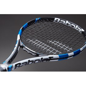 BABOLAT PURE DRIVE TEAM, strung
