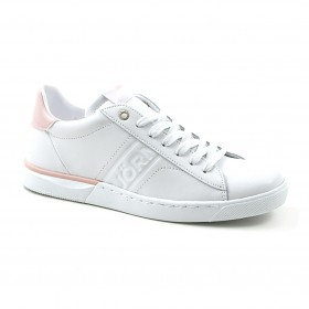 BJÖRN BORG WMNS T100 LOW SPT White-Pink