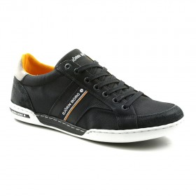 Björn Borg Mens Henry Nnyl, Black-Orange