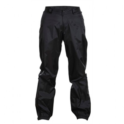 BERGANS OF NORWAY SUPER LETT PNT STD BLACK, miesten ulkoiluhousut