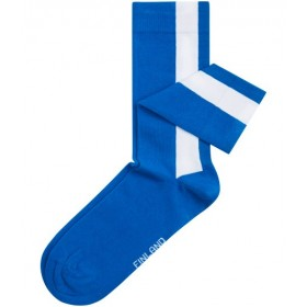 Björn Borg Nations Finland Ankle Socks Blue-White