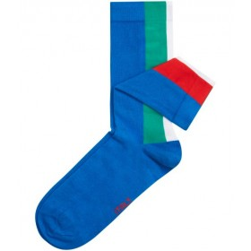 BJÖRN BORG NATIONS ITALY ANKLE SOCKS BLUE
