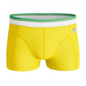 Björn Borg Nations Brazil Short Shorts Yellow