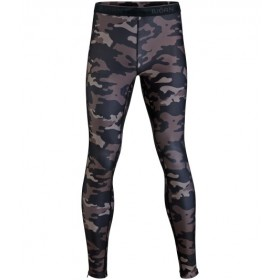 Björn Borg Mens Paris Camo Tights, Miesten treenihousut