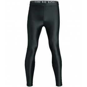 Björn Borg Mens Tights Pallini, Black