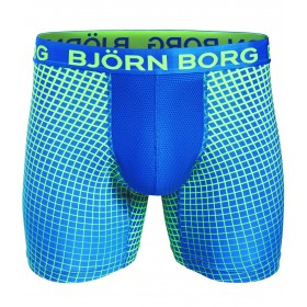 BJÖRN BORG ACTIVE BASIC SHORTS VICTORIA BLUE