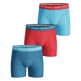 Björn Borg 3-Pack Short Shorts Seasonal Basic Contrast