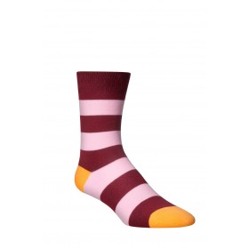 Björn Borg Ankle Sock BB Wonderland Beet Red, naisten sukka