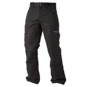 CATMANDOO WERNER, black men's padded pants