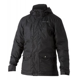 CATMANDOO MICAH, men's black padded jacket