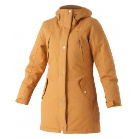 Catmando AVA, women's winter jacket, mustard
