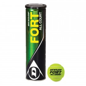 DUNLOP FORT ALL COURT/4ball, tennispallo