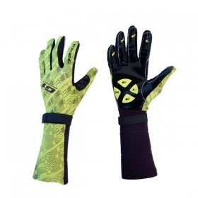 EXEL G1 GOALIE GLOVES yellow/blk