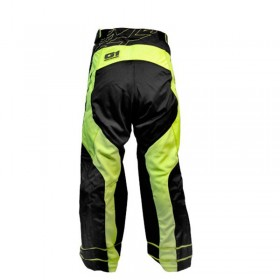 EXEL G1 GOALIE PANT black/yellow