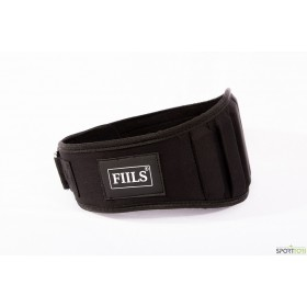 FIILS NEOPRENE EXTRA PANELS LIFTING BELT Black, treenivyö