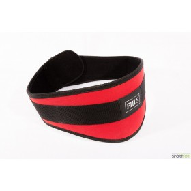 FIILS NEOPRENE LIFTING BELT Red-Black, treenivyö