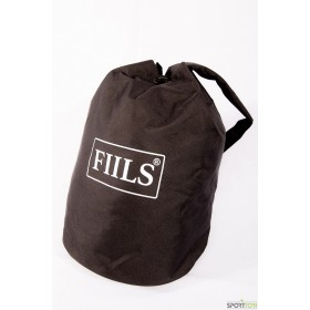 FIILS SHOULDER BAG Black, olkalaukku