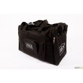 FIILS SPORTS BAG BLACK, treenilaukku