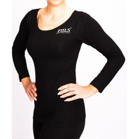 FIILS LADYFIT LONG SLEEVE Black
