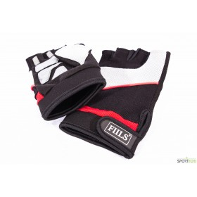 FIILS MENS WL GYM GLOVES Black-Grey, salihanskat