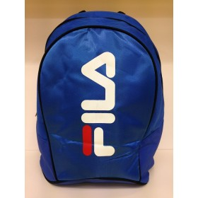 FILA BRADLEY MEDIUM BACKPACK Blue-White-Red, reppu