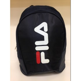 FILA BRADLEY MEDIUM BACKPACK Dark Blue-White-Red, reppu