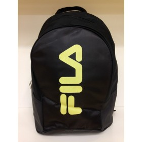 FILA BRADLEY MEDIUM BACKPACK Black-Lime, reppu
