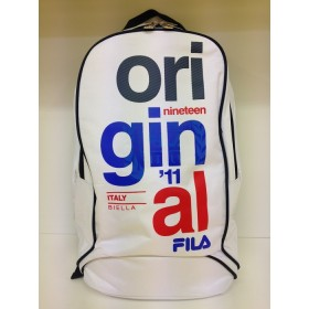 FILA DANTE MEDIUM BACKPACK White-Blue