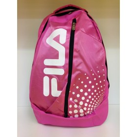 FILA MEYLAR MEDIUM BACKPACK Pink-White, Removal product