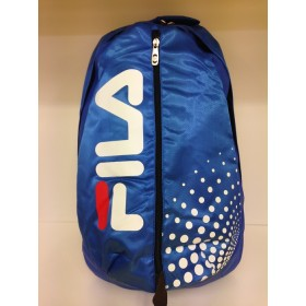 FILA MEYLAR MEDIUM BACKPACK White-Red, reppu