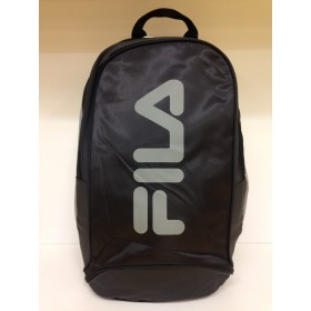FILA TOPHAMN MEDIUM BACKPACK Black-Silver, reppu