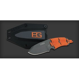 Gerber Bear Grylls Paracord Fixed Blade, Paracord puukko