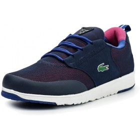 Lacoste Wmns L.ight, Navy