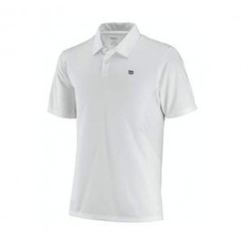 Wilson M Great Get Polo White, miesten pikeepaita