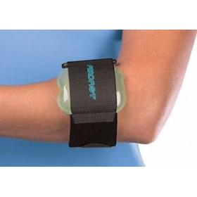 MUELLER TENNIS ELBOW SUPPORT W/GEL PAD