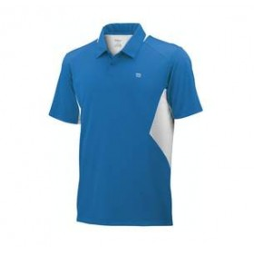 Wilson M Great Get Polo Blue