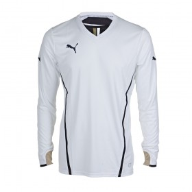 Puma King LS Shirt White