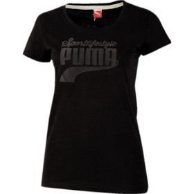 Puma F.Athletics Tee I Black, Removal product