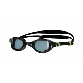 SPEEDO FUTURA PLUS BLACK/CLEAR