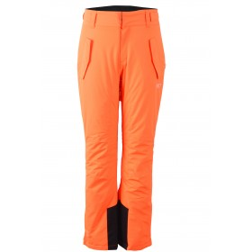 2117 OF SWEDEN HOTING MENS LIGHT PADDED SKI PANTS, signal orange