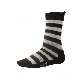 2117 OF SWEDEN SINGI WOMENS SKI SOCK, black/white