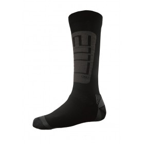 2117 OF SWEDEN SÄLKA MENS SKI SOCK, black/dk.grey