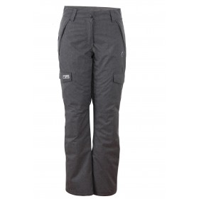 2117 OF SWEDEN SLUGGA WOMENS LIGHT PADDED SKI PANTS, yd grey