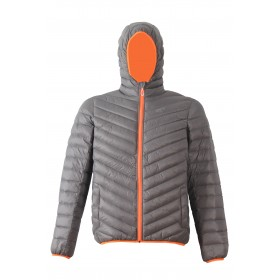 2117 OF SWEDEN KOBÅSET MENS LIGHT DOWN JACKET W.HOOD