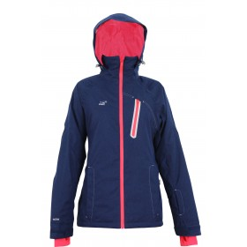 2117 OF SWEDEN ÅMOT WOMENS LIGHT PADDED SKI JACKET