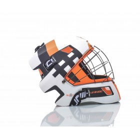 UNIHOC GOALIE MASK SUMMIT 44 WHITE