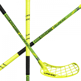 UNIHOC EPIC STL 26 neon MB yellow/black