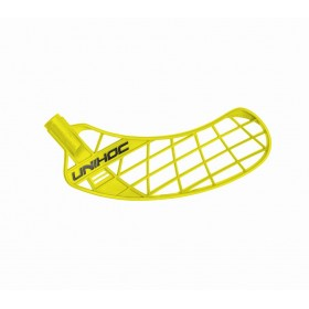 UNIHOC BLADE UNITY MEDIUM FEATHER, light neon yellow